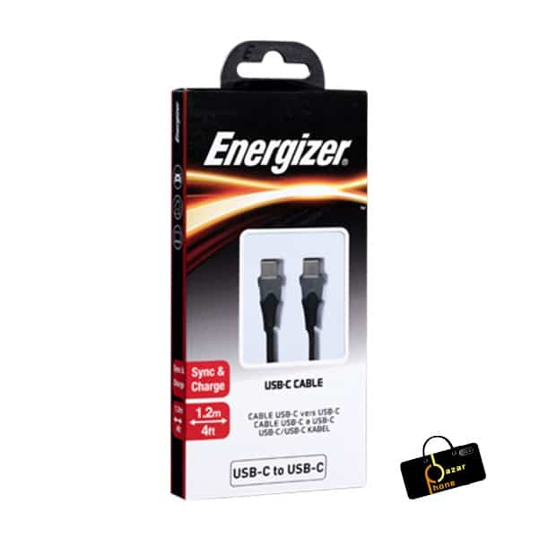 Energizer Data Cable USB C to USB C