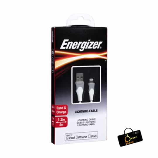 Energizer Lightning Data Cable For iPhone