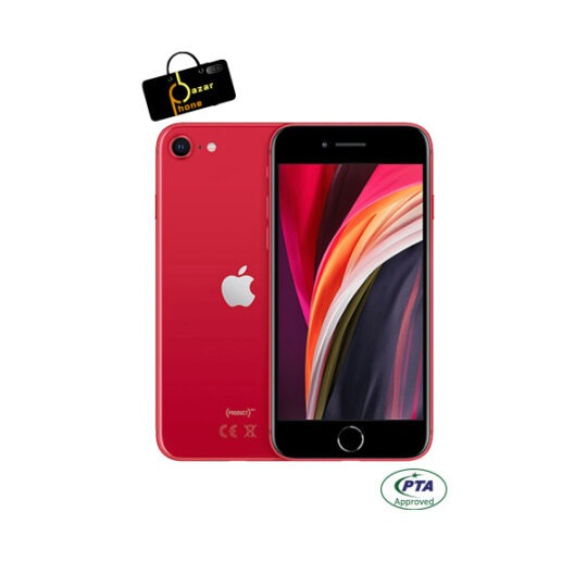 iPhone SE 2020 Red Official Image